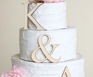 cake, ideas, and wedding image
