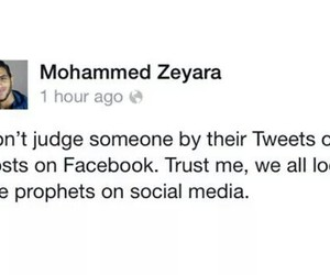 facebook, mohammed, and instagram image