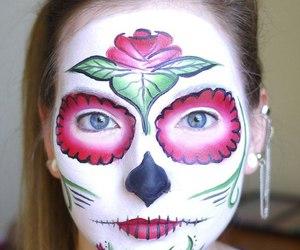 makeup and october image