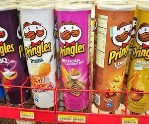 pringles, food, and photography image
