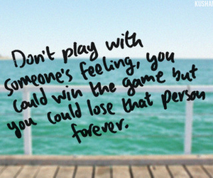 feelings, quote, and play image
