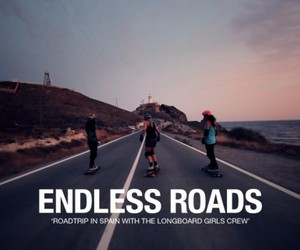 longboard and endless image