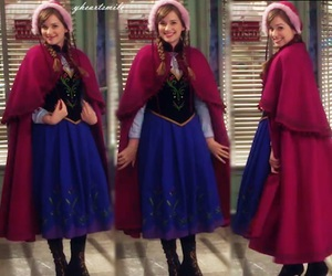 anna, frozen, and ouat image
