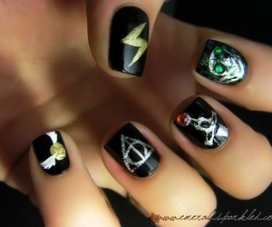 harry potter and nails image