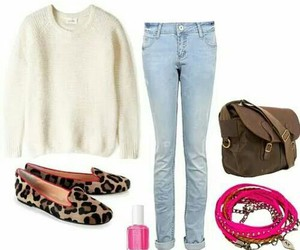 fall outfit, jcpenny contest, and casual outfit image