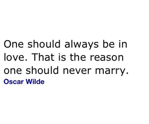 black&white, oscar wilde, and quote image