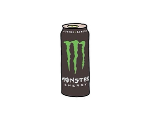 alternative, energy drink, and hipster image