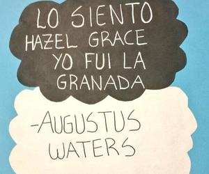 books, john green, and spanish quotes image