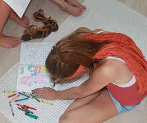 coloring, vacation, and flickr image