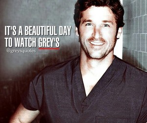 funny, quotes, and derek shepard image