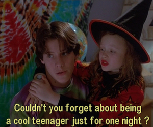 hocus pocus, teenager, and movie image
