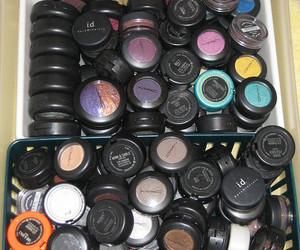 fashion, make-up, and makeup image
