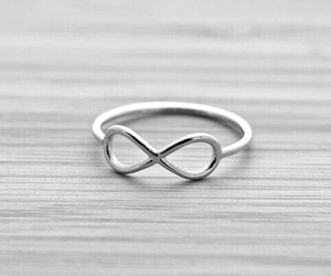infinity and ring image