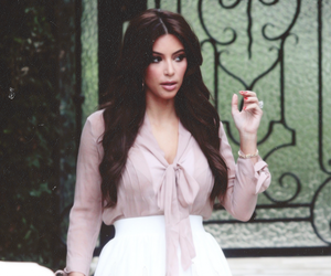 kim kardashian and beautiful image