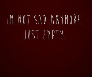 alone, dont, and empty image