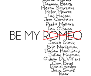 book and romeo image