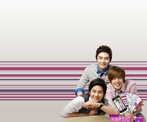 boys, kim bum, and kim hyun joon image
