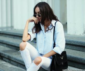 benetton, fashion, and fashion blogger image