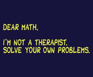 math, problem, and funny image