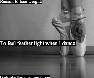 dance, lose, and weight image