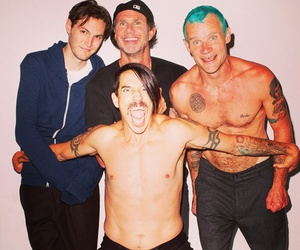music, rhcp, and rock image