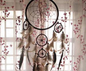 bedroom, dream catcher, and dreams image
