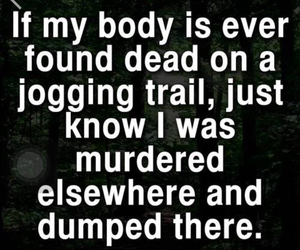 funny and jogging image