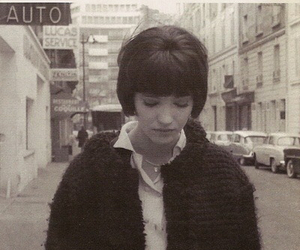 anna karina and girl image
