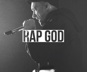 eminem, rap god, and rap image