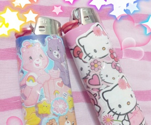 hello kitty, pastel, and cute image