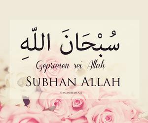 allah, islam, and muslima image