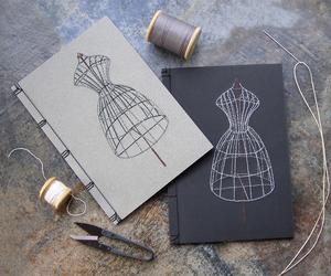 art, design, and corset image