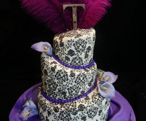 bake, baking, and cake image