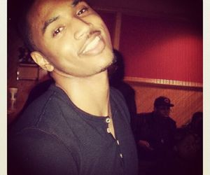 trey songz, guy, and Hot image