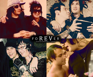 synyster gates, matt shadows, and avenged sevenfold image