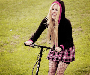 Avril, girl, and cute image