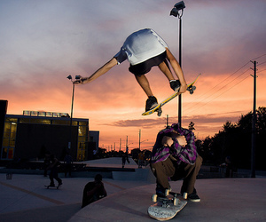 skate, boy, and skater image