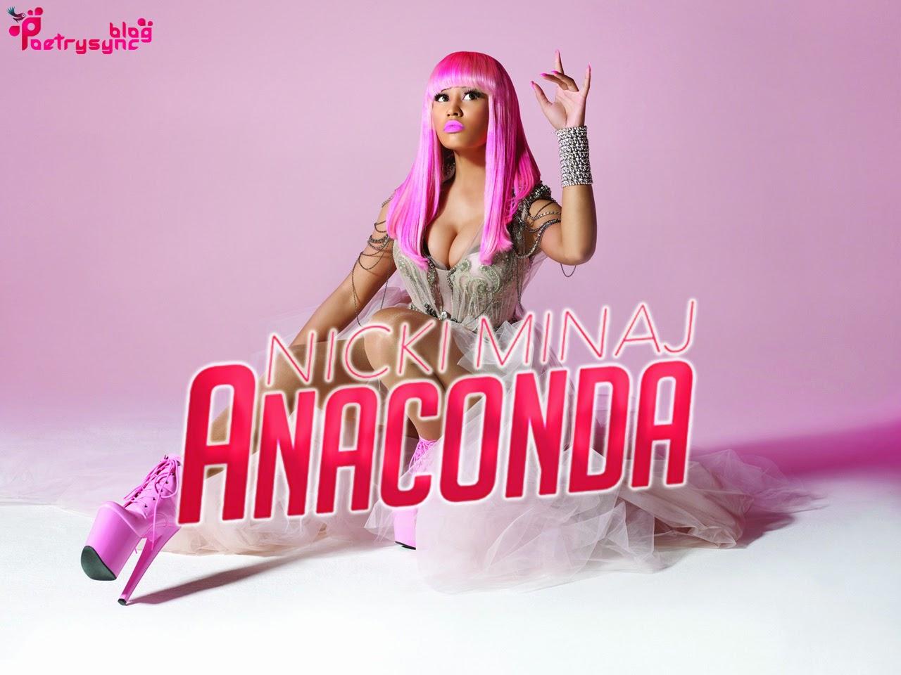 My anaconda don't song lyrics and mp3 by nicki minaj the.