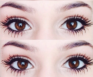 awesome, eyelashes, and eyes image