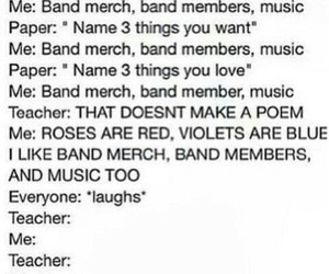 bands, band members, and funny image