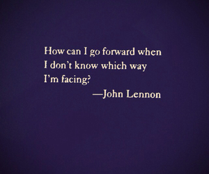 quote, john lennon, and love image