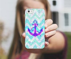 anchor, blue, and cases image