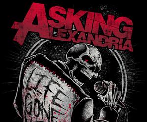asking alexandria and aa image