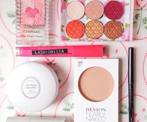 makeup and canmake image