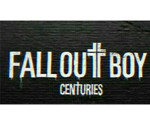 bands, black and white, and fall out boy image