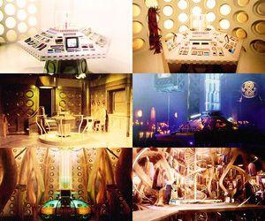 bbc, tardis, and 12th doctor image