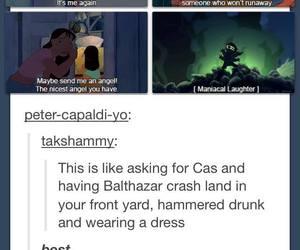 balthazar, disney, and lilo image