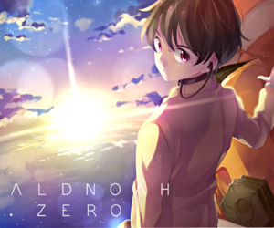 anime, sunset, and aldnoah.zero image