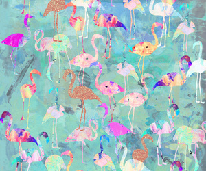 wallpaper, animals, and blue image