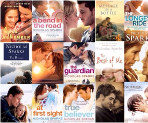 book, movie, and true love image